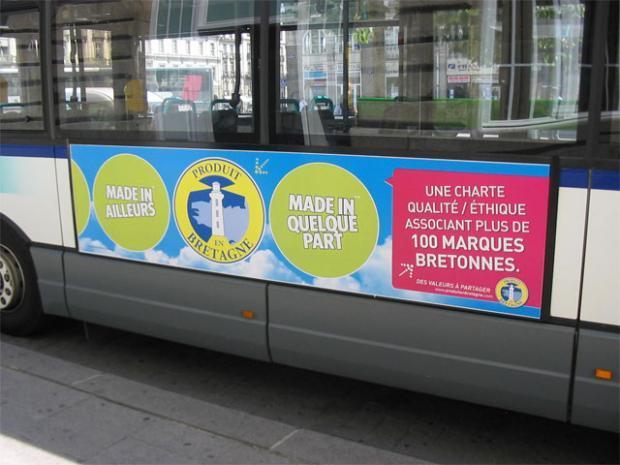 Bus moderne
