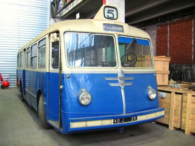 Bus rennes 1
