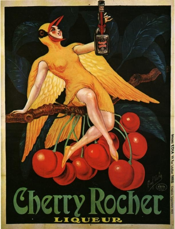 Pub cherry rocher