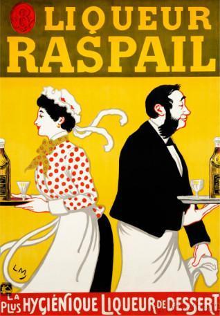 Raspail liqueur 1