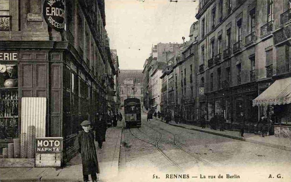 Rue de berlin 1