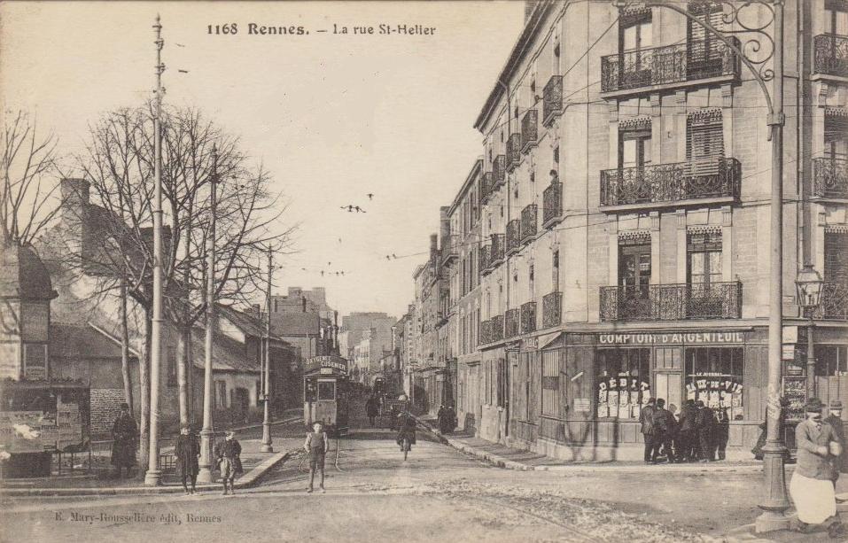 Rue saint helier