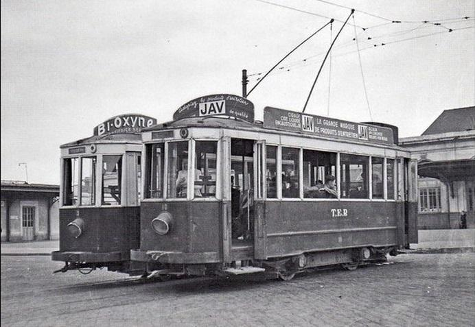 Tramway rennes